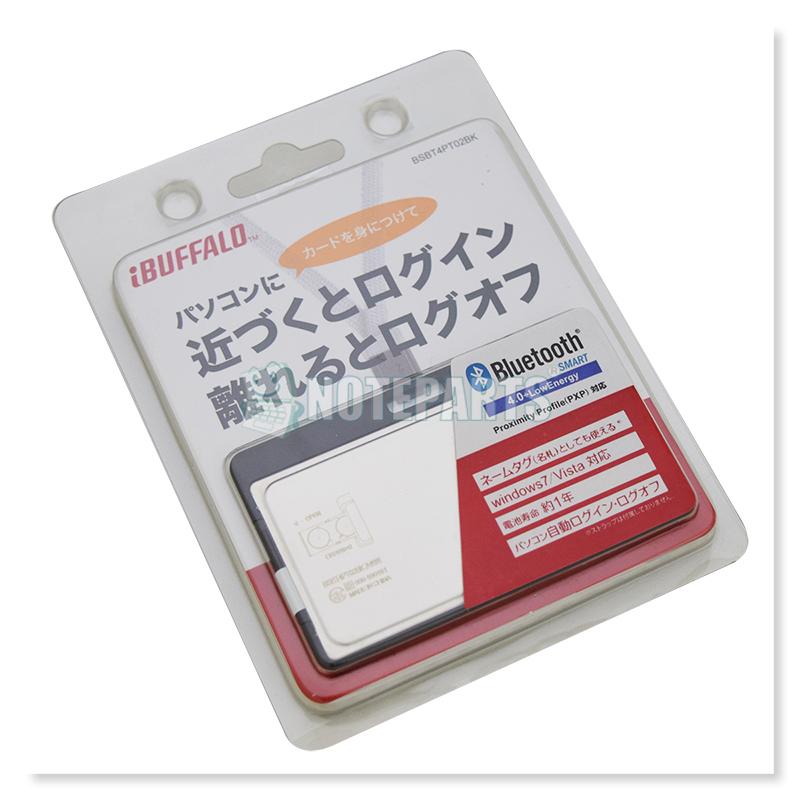バッファロー Bluetooth4.0+EDR/LE対応PC用セキュリティーカード