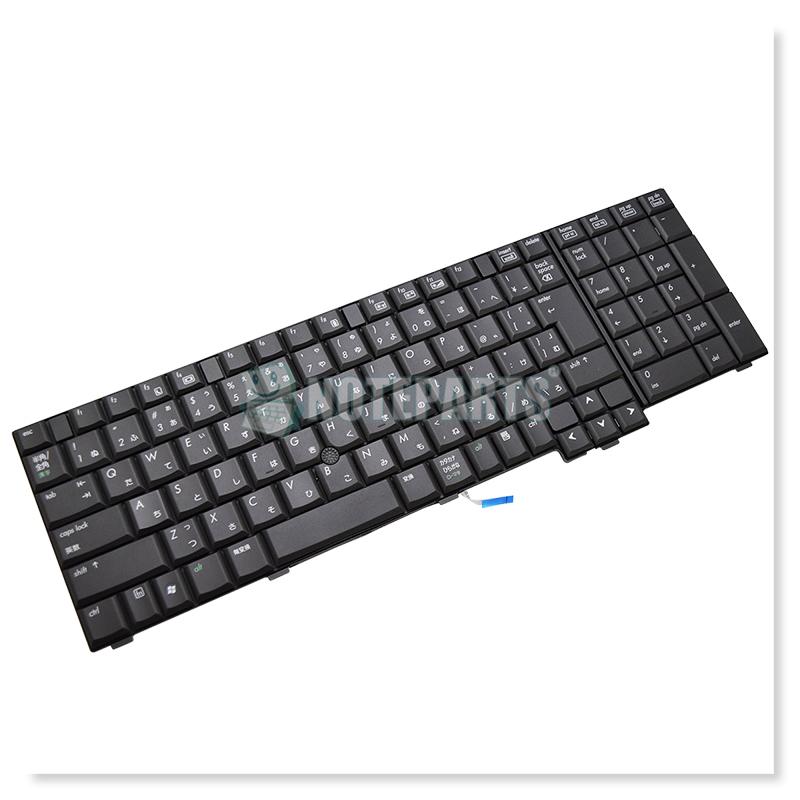 HP EliteBook 8730w 日本語キーボード