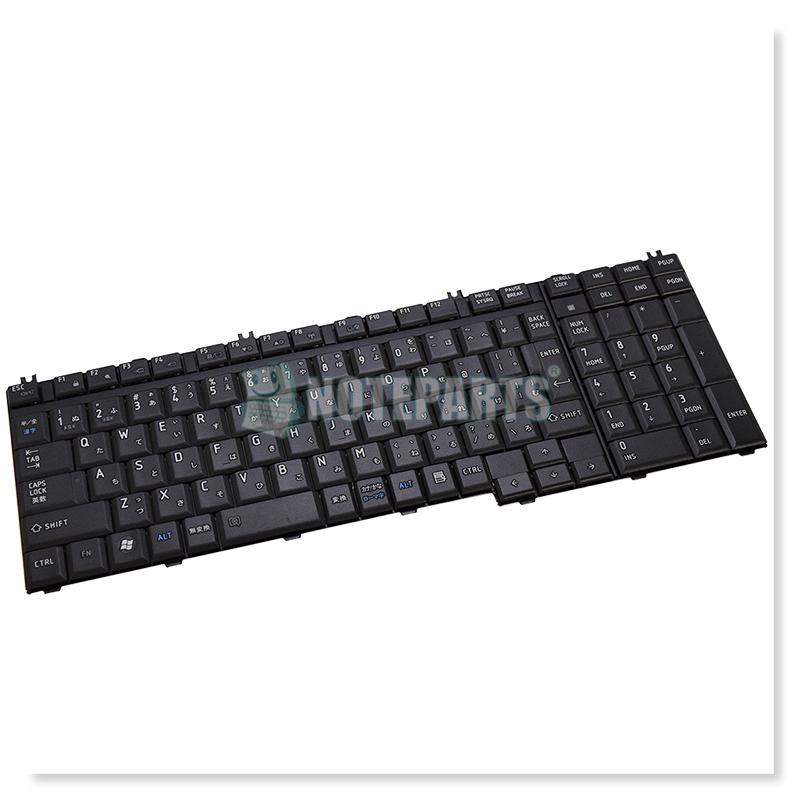 東芝 dynabook Satellite B452/F B552/E B652/G L35 L36 テンキー付き 日本語キーボード