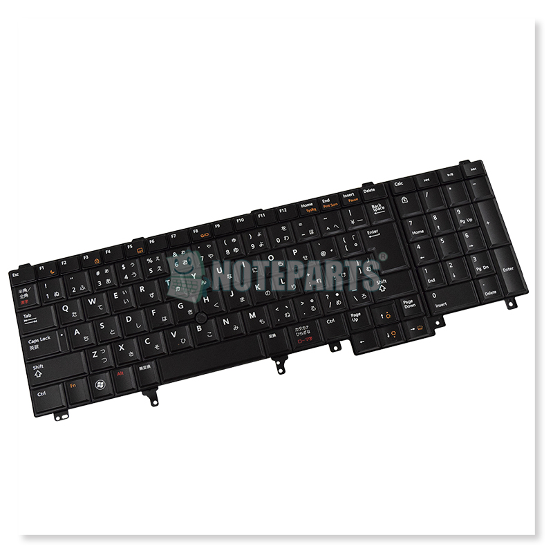 Dell Latitude E5520 E6520 E6530 日本語キーボード バックライト付属
