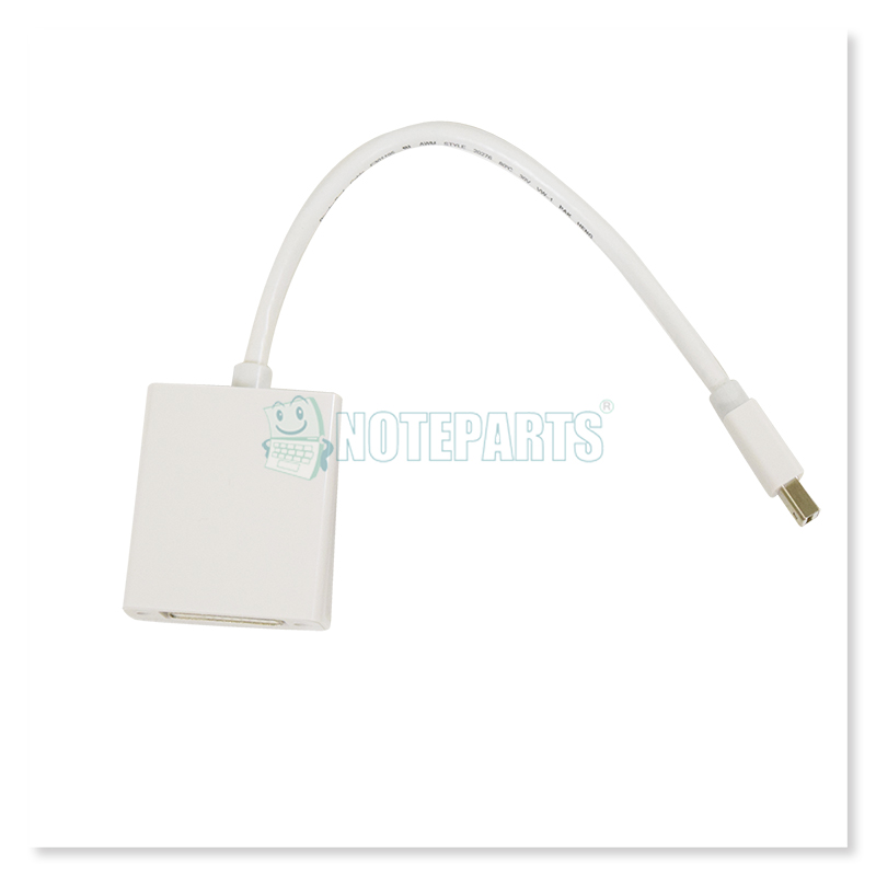 mini DisplayPort - DVI 変換ケーブル Apple MacBook等に対応