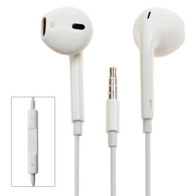 インナーイヤーヘッドフォン リモート&マイク付属 iPhone対応