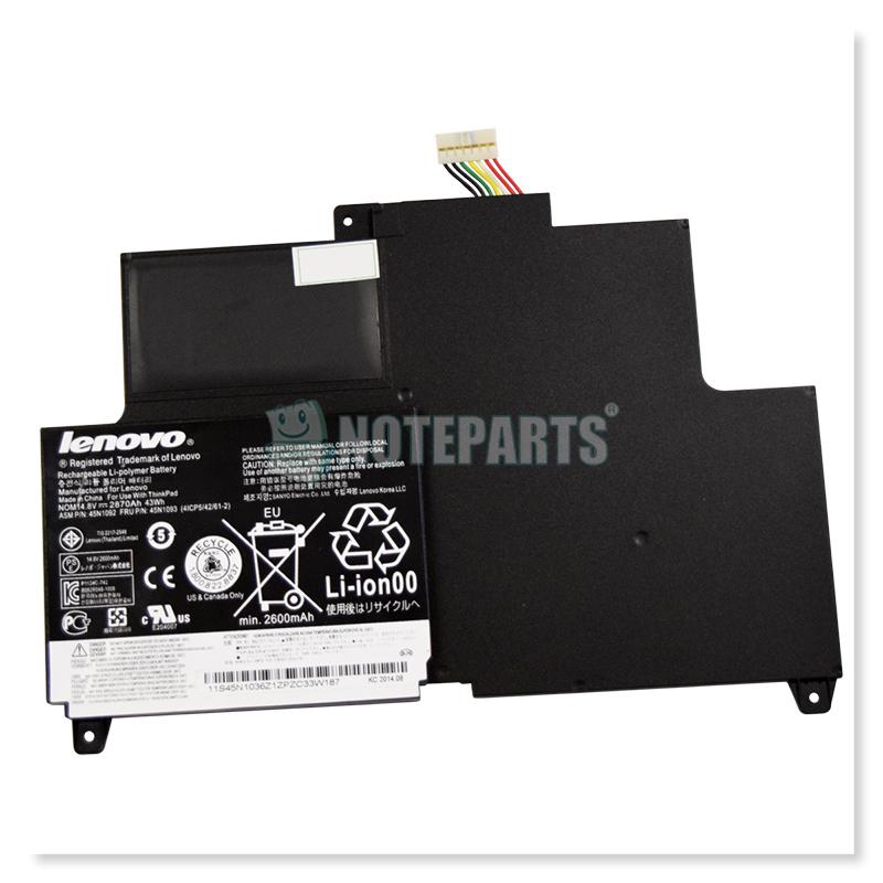 Lenovo純正 レノボ ThinkPad Twist S230u リチウムポリマーバッテリー 45N1093 45N1094