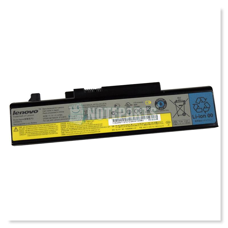 Lenovo純正 レノボ IdeaPad Y450 Y550 6セル バッテリー L08S6D13