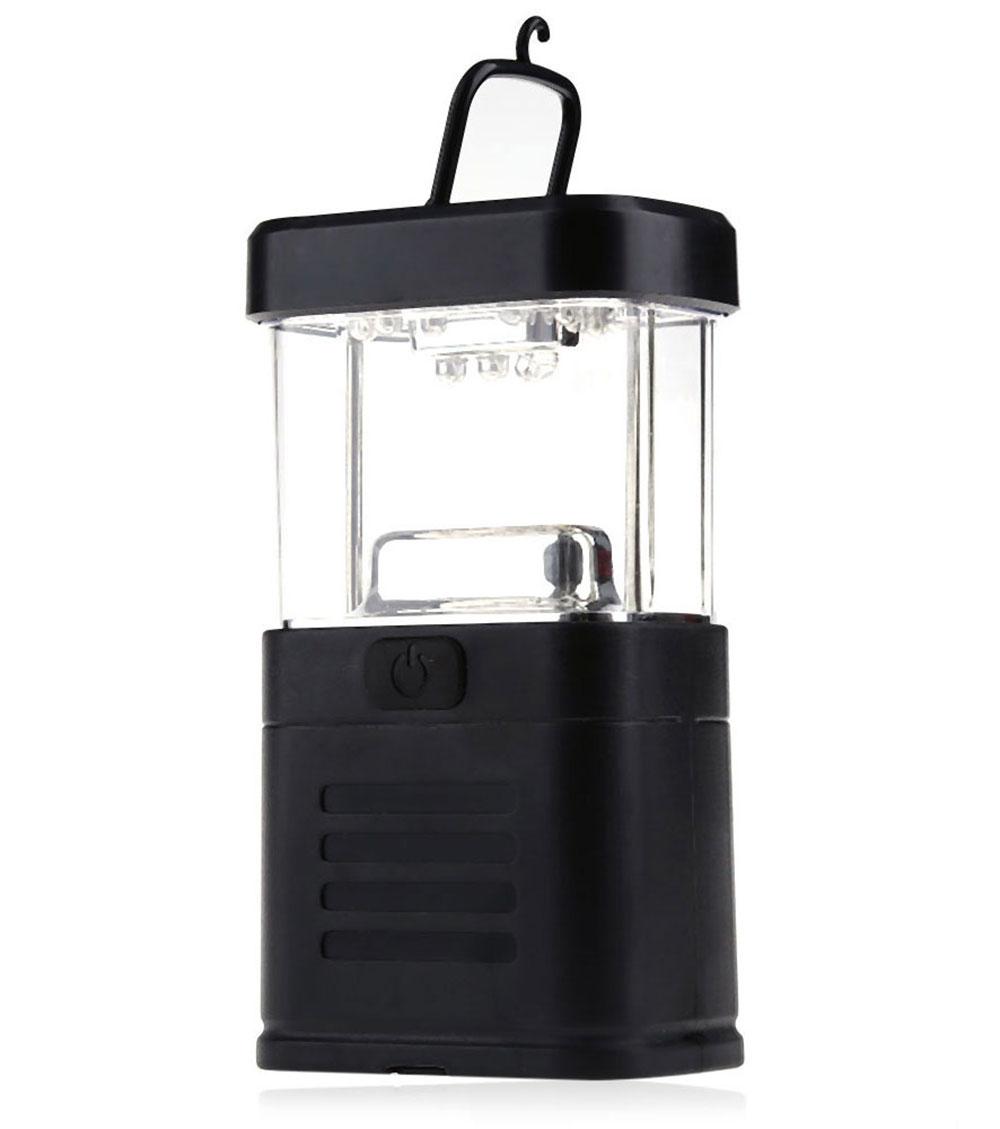 コンパクトキャンピングランタン LED11灯 アウトドアだけでなく防災グッズにも