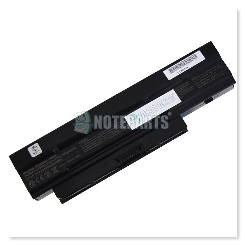 Toshiba 東芝 dynabook MX N200 N300 N301 N510 6セル バッテリー PABAS232対応