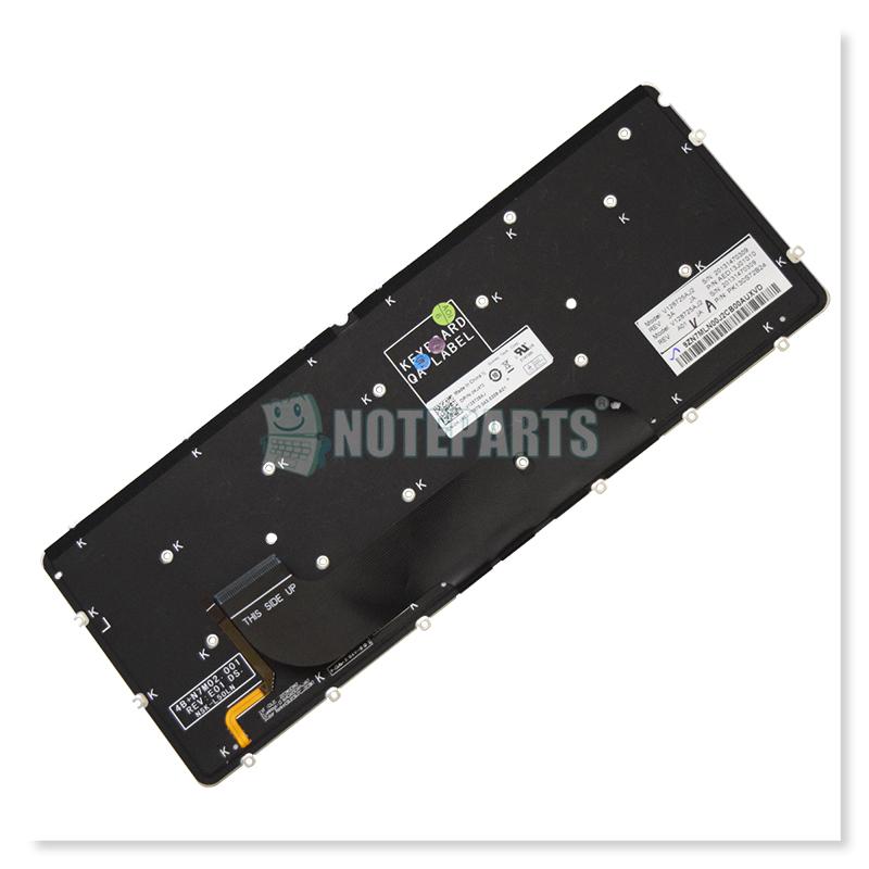 Dell デル XPS 12 9Q23 9Q33 XPS 13 9333 L321X L322X 日本語 キーボード バックライト付き