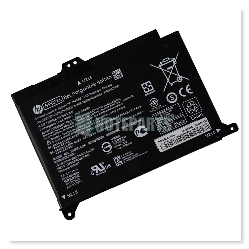 HP純正 Pavilion 15-au000 15-au100 バッテリー BP02XL