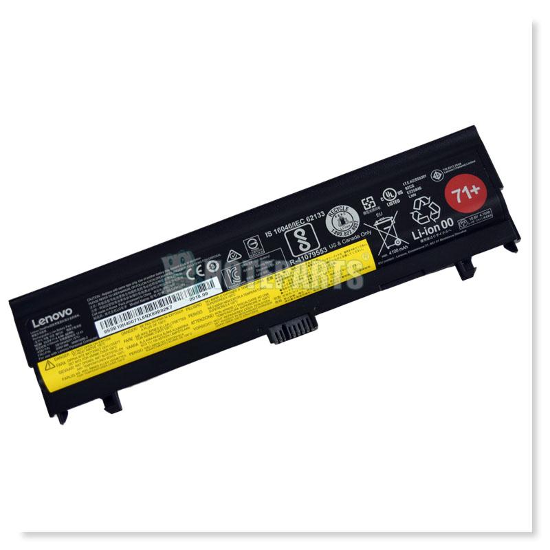 Lenovo純正 レノボ ThinkPad L560 L570 6セル バッテリー 00NY486 00NY488 SB10H45071 SB10H45073