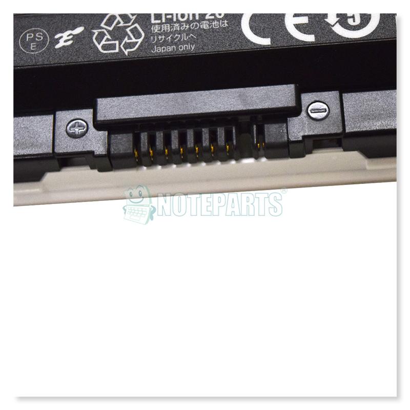 富士通純正 Fujitsu LIFEBOOK SH76/K SH76/J バッテリー(L) FMVNBP224W ホワイト