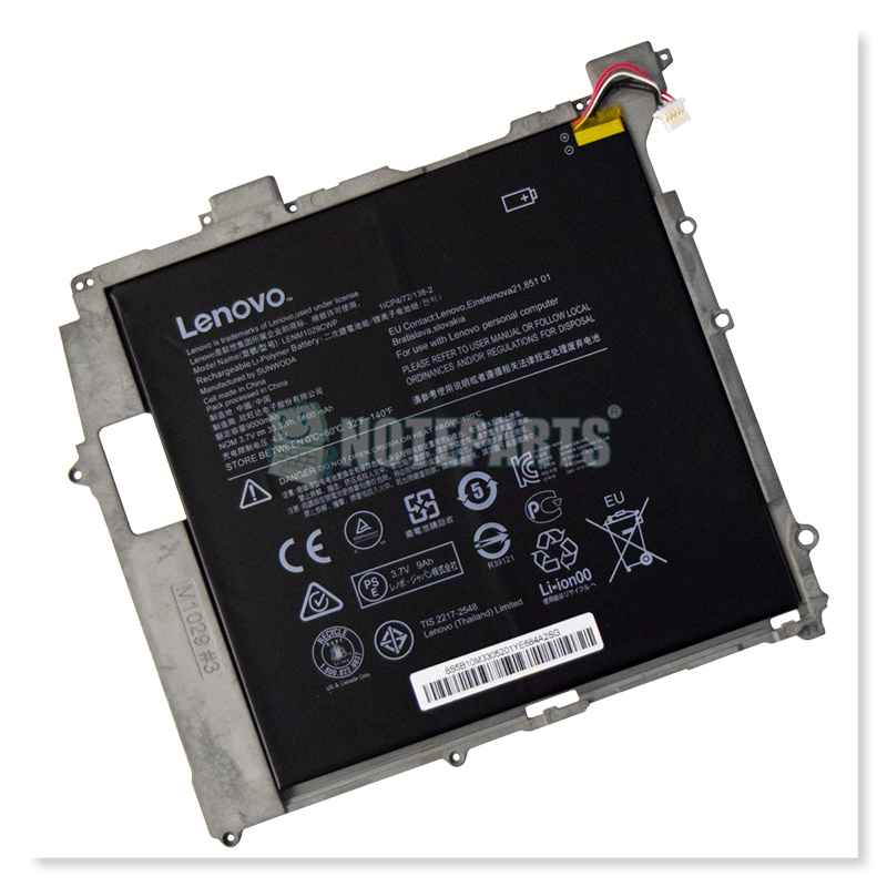Lenovo純正 レノボ Ideapad Miix 310 2 in 1 タブレット バッテリー LENM1029CWP