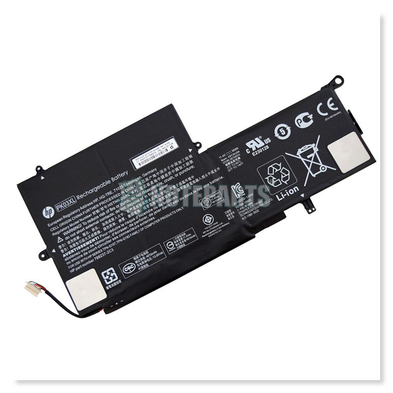 HP純正 Spectre 13-4100 x360 バッテリー PK03XL 788237-2C1 789116-005