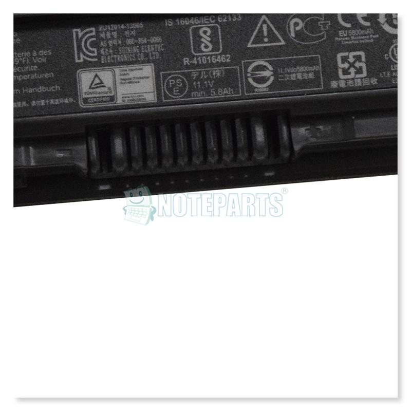Dell純正 デル Latitude 3340 3350 6セル バッテリー YFDF9 5MTD8