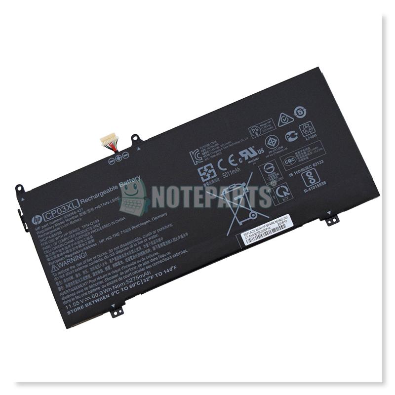 HP純正 Spectre x360 13-ae000 バッテリー CP03XL 929066-421 929072-855