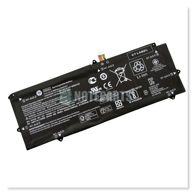 HP純正 Pro X2 612 G2 バッテリー SE04XL HSTNN-DB7Q 860708-855