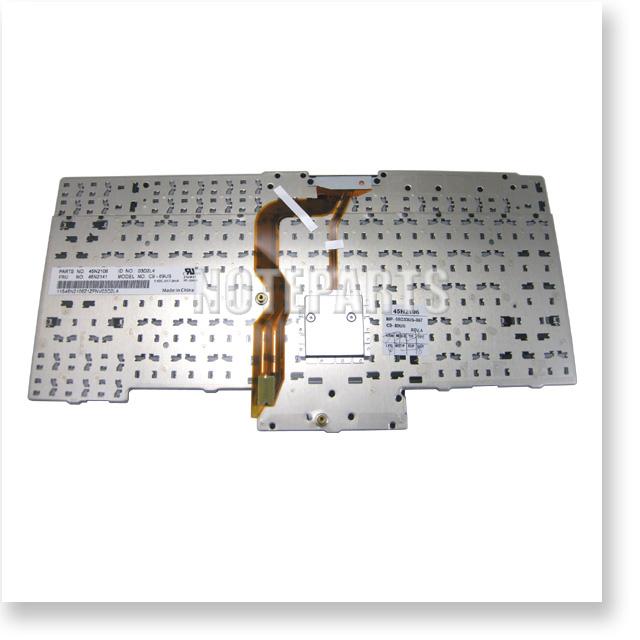 Lenovo ThinkPad T400s T410 T420 T510 W510 X220 英語キーボード 45N2141