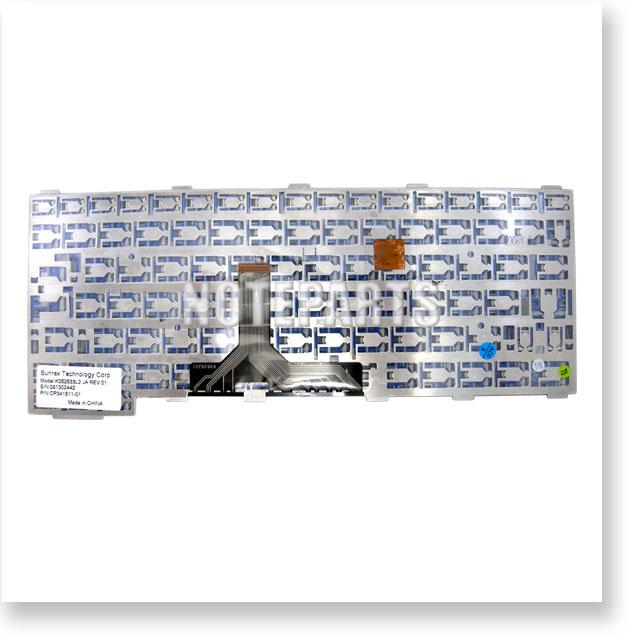 富士通 FMV-LIFEBOOK B8250 日本語キーボード K052533L2 CP341511-01
