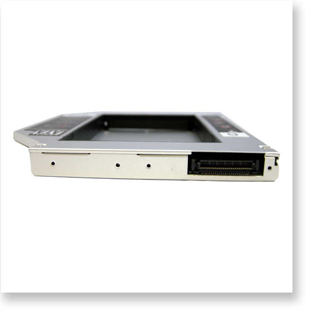 Dell Inspiron 1520 Vostro 1500用 2nd セカンド HDD (SATA) アダプター