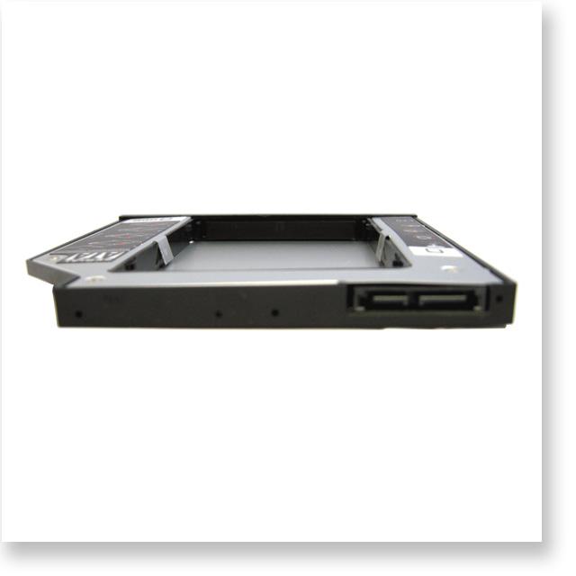 Dell Latitude E4300 E6400 E6500用 2nd セカンド HDD (SATA) アダプター