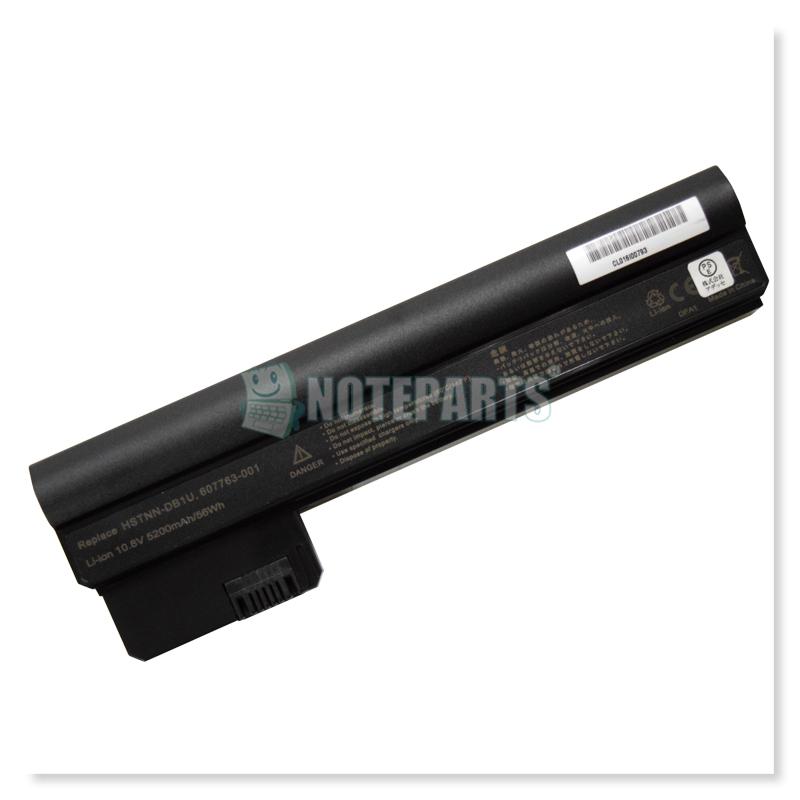 HP Mini 110-3000 110-3100 6セル バッテリー WQ001AA 607763-001対応