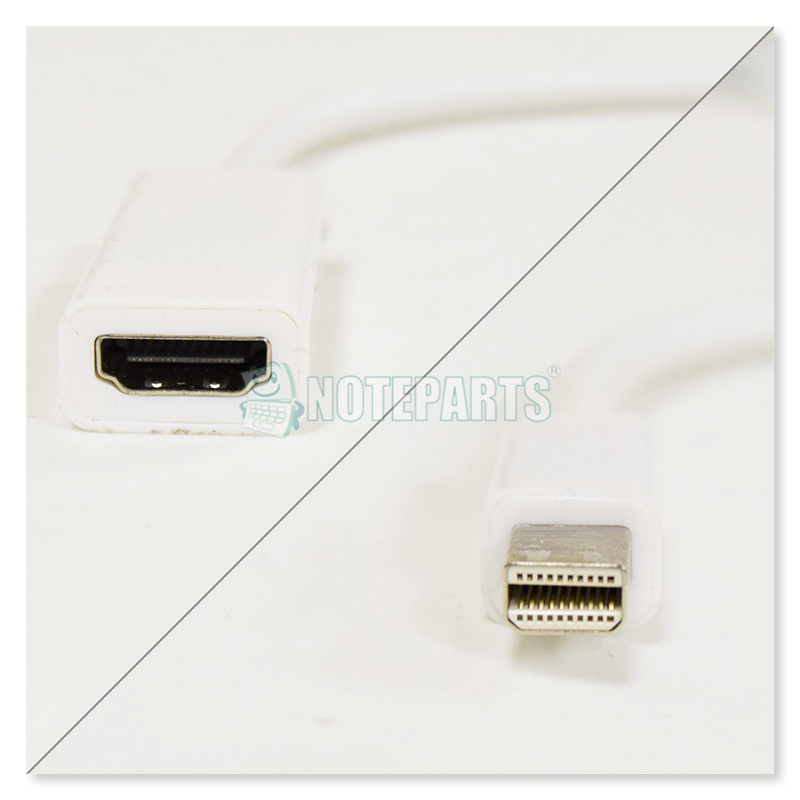 mini DisplayPort - HDMI 変換ケーブル Apple MacBook、Lenovo ThinkPad等に対応