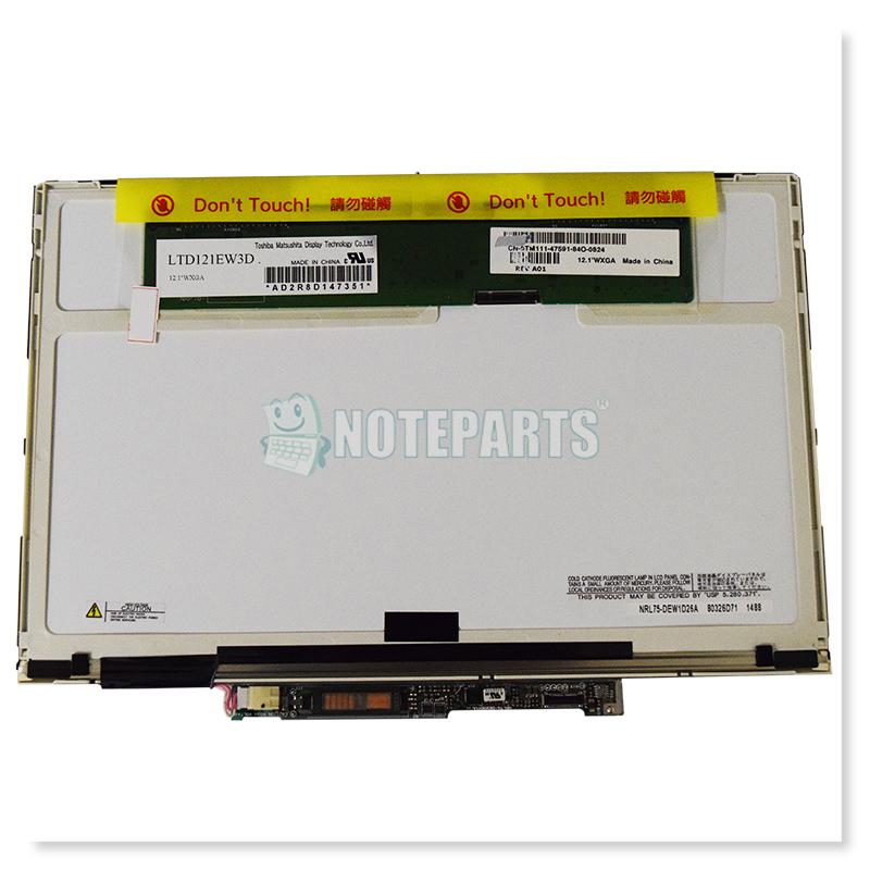 Dell Latitude D420 12.1 WXGA (1280x800) LCD 液晶パネル