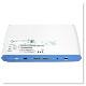 PowerSmart ノート・タブレット・スマホ対応 大容量モバイルバッテリー 27000mAh