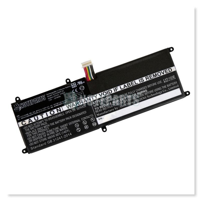Dell デル Latitude 11 5175 5179 バッテリー VHR5P RFH3V対応