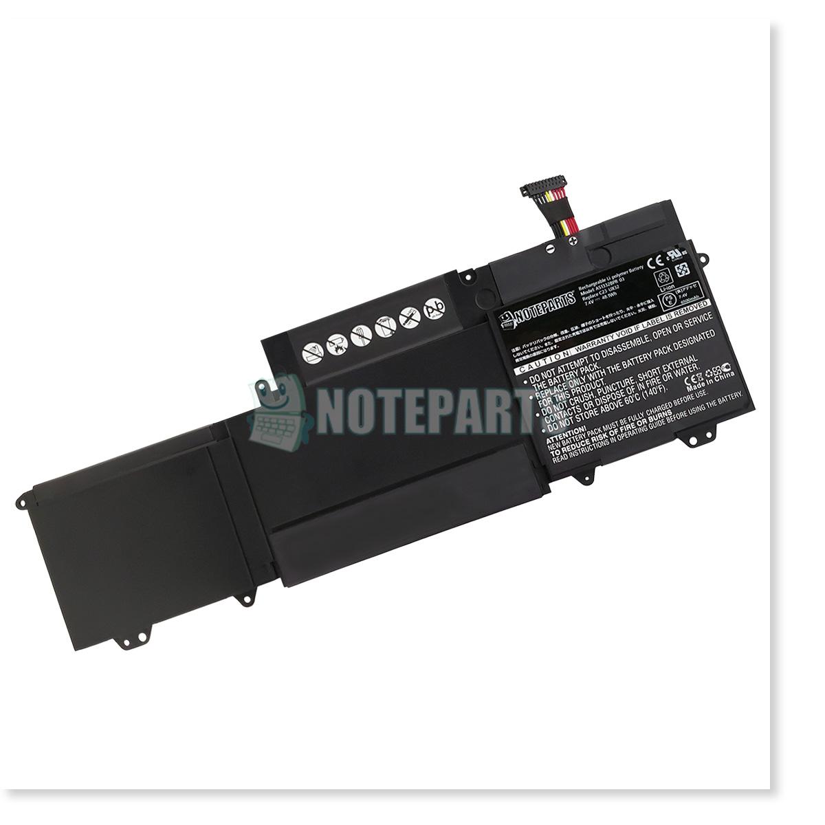 Asus ZENBOOK UX32A UX32VD ViVoBook U38N バッテリー C23-UX32対応