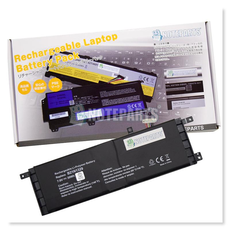 Asus X553M X553MA バッテリー B21N1329対応