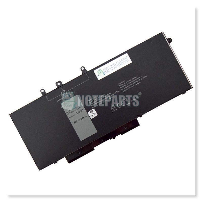 Dell デル Latitude 5480 5490 5580 5590 Precision 3520 バッテリー GJKNX GD1JP DY9NT 5YHR4対応 【訳あり】