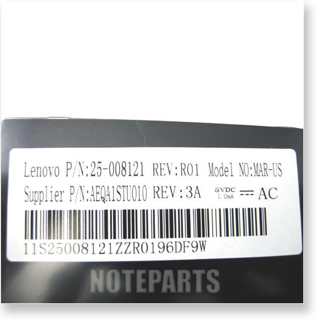 Lenovo IdeaPad S9 S9e S10 S10e 英語キーボード ブラック