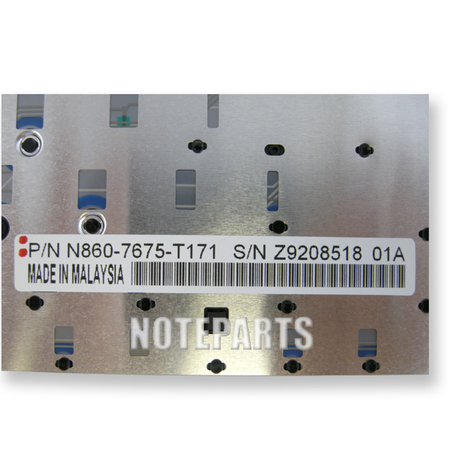 Panasonic Let's note CF-R6/R7/R8/R9 シリーズ 日本語キーボード ブラック