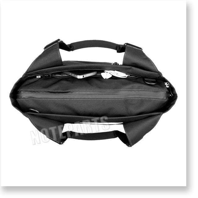 CRUMPLER クランプラー The Keith Heist ザ・キース・ヘイスト ノートPC用 トートバッグ