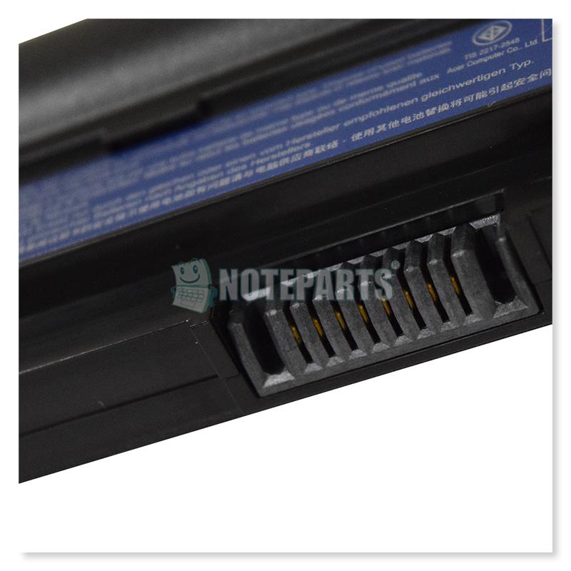 Gateway純正 ID49C ID59C 6セル バッテリー AS10H7E