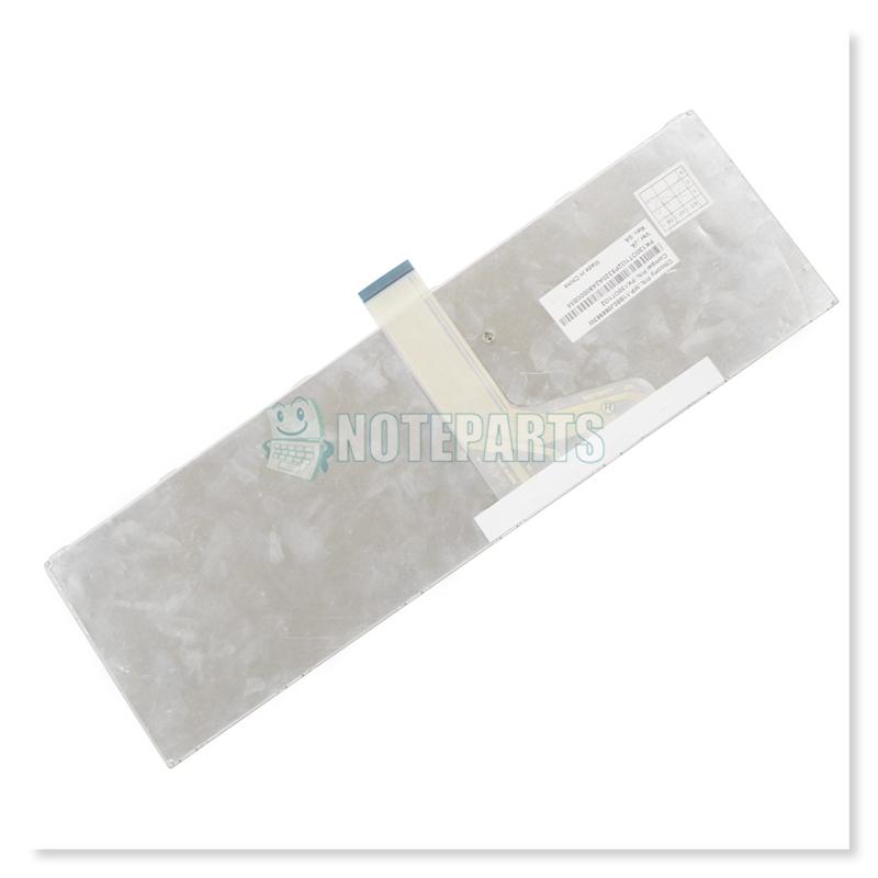 東芝 dynabook B452/22F Satellite B252/F T452/33H T552/47FK 日本語キーボード ホワイト