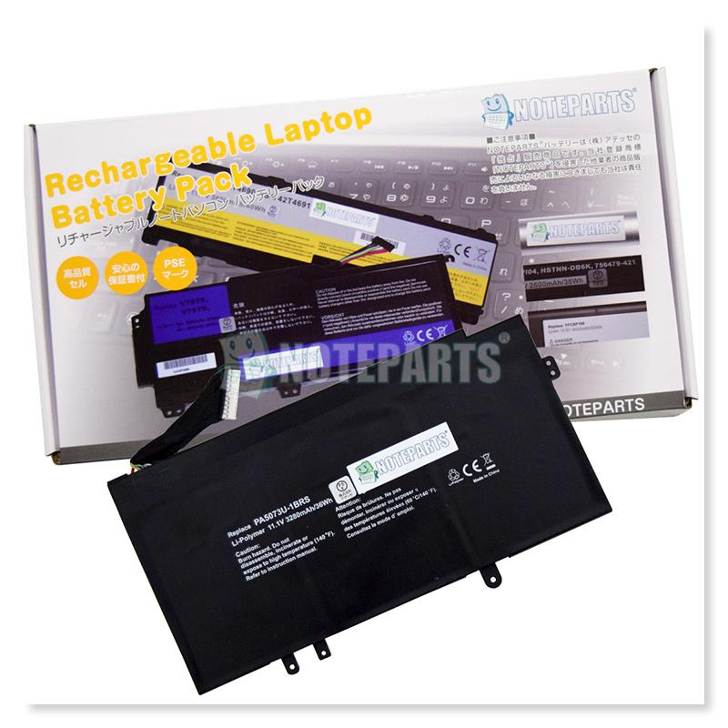 東芝 Toshiba dynabook R822 バッテリー PABAS267 PA5073U-1BRS対応