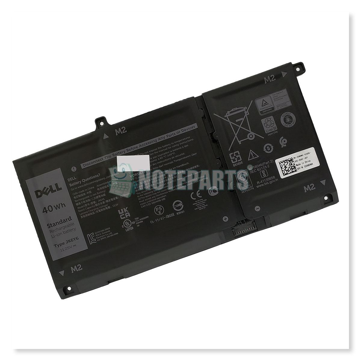 Dell デル Latitude 14 3410 Latitude 15 3510 3セル バッテリー C5KG6 CF5RH JK6Y6