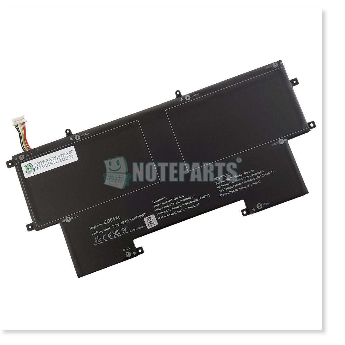 HP EliteBook Folio G1 バッテリー 828226-005 EO04XL対応 一般コネクタータイプ