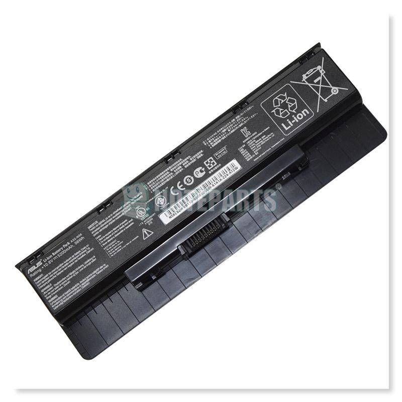 Asus純正 N56VM N56VZ 6セル バッテリー A32-N56