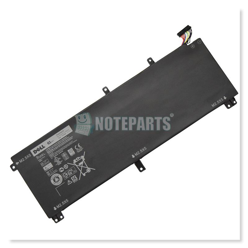Dell純正 デル XPS 15 (9530) Precison M3800 6セル バッテリー T0TRM