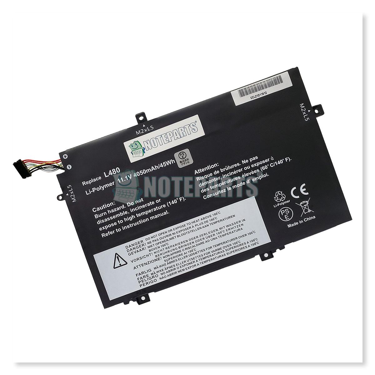 Lenovo レノボ ThinkPad L480 L490 L580 L590 バッテリー 01AV463 L17L3P52 L17M3P53対応