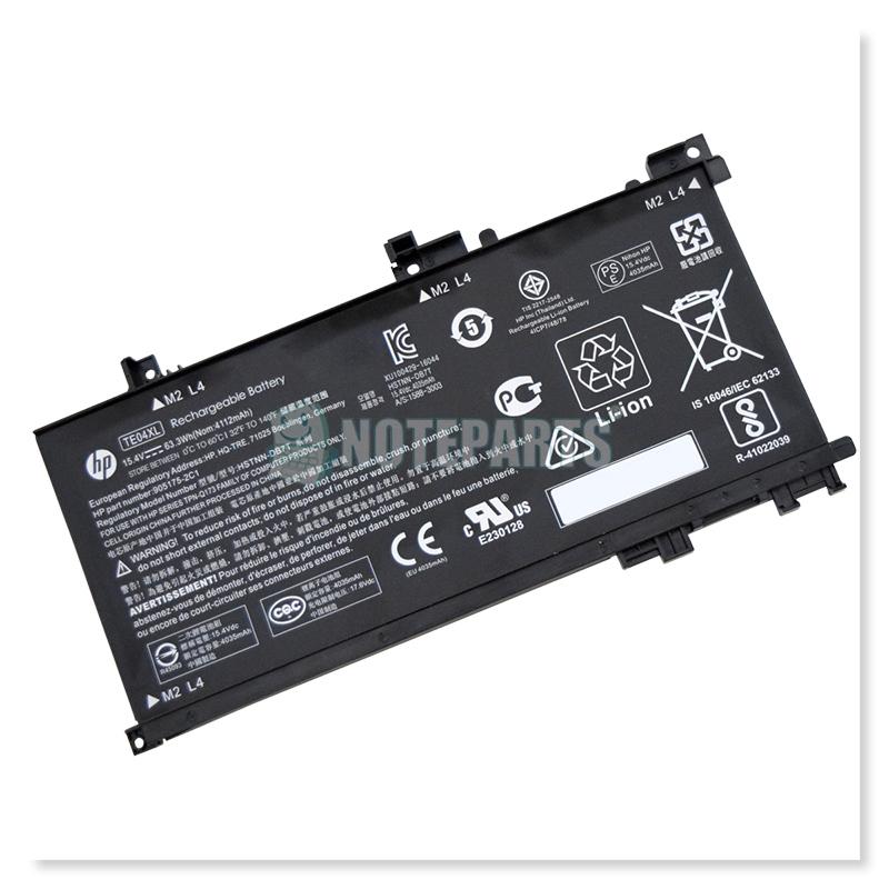HP純正 OMEN 15-ax200 15-ax204TX 15-ax205TX 15-ax206TX 15-ax207TX バッテリー TE04XL