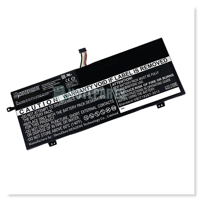 Lenovo レノボ ideapad 710S Plus リチウムポリマーバッテリー L15L4PC0 L15M4PC0 L15S4PC0対応
