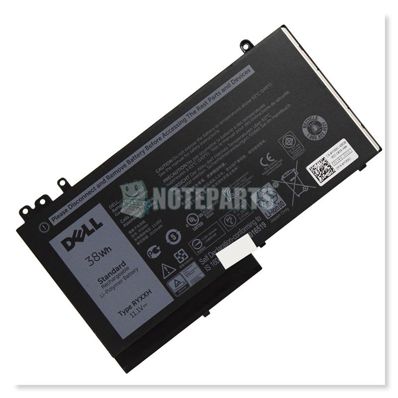 Dell純正 デル Latitude 3160 E5250 E5450 E5550 3セル バッテリー RYXXH 9P4D2