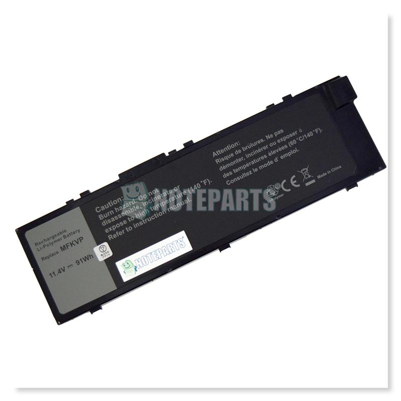 Dell デル Precision 15 (7510) Precision 17 (7710) バッテリー MFKVP T05W1 0FNY7対応