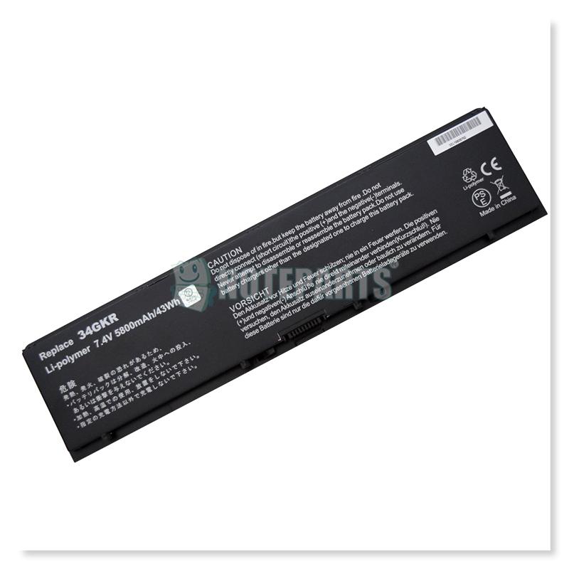 Dell デル Latitude 14 7000シリーズ E7440 バッテリー 3RNFD 34GKR F38HT G0G2M対応