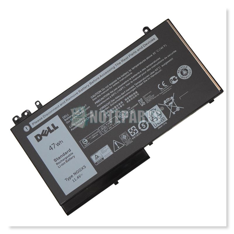 Dell純正 デル Latitude E5270 E5470 バッテリー NGGX5