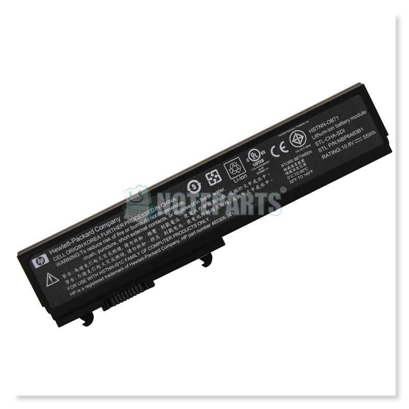 HP純正 Pavilion dv3000 dv3500 6セル バッテリー KG297AA 468816-001