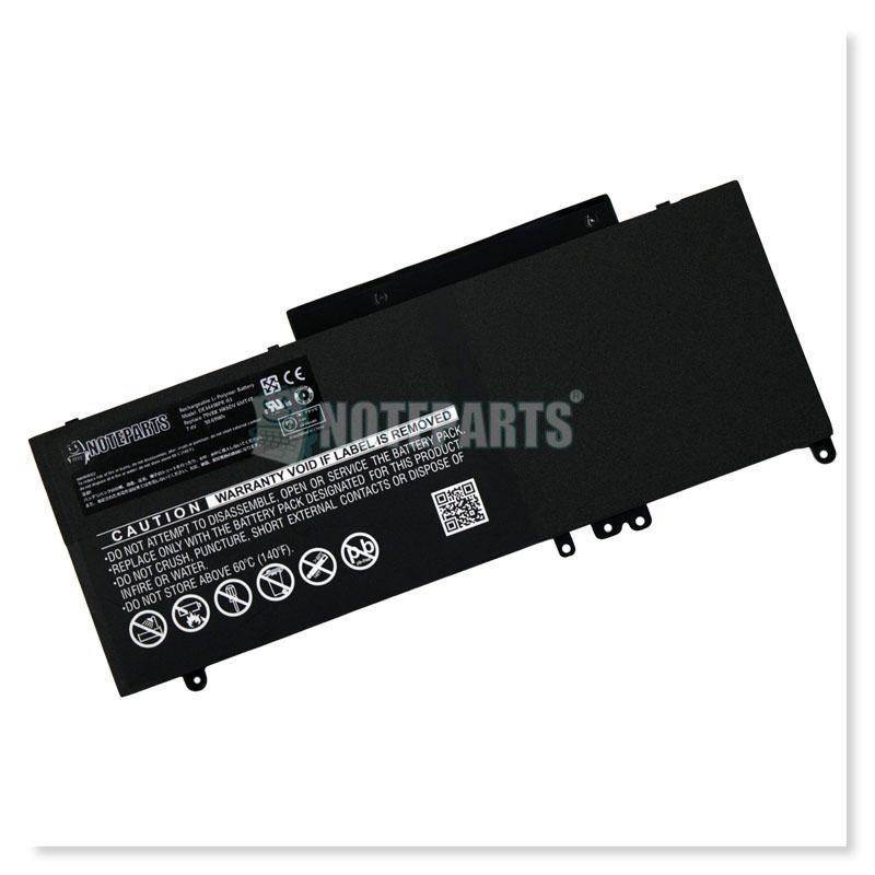 Dell デル Latitude 12 (E5270) 14 (E5470) 15 (E5570)  バッテリー 79VRK HK6DV 6MT4T TXF9M対応